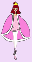 Sad Hime In Ballet Outfit by sydneypie
