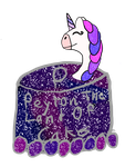 Peyton the land of cakes icon! by ZoeChickenFarmer