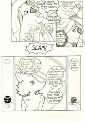 [JOCT Extra P2] Before the greenhouse party by StringlessKite