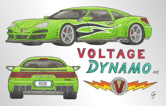 Voltage Dynamo M2 by Vincent-Wullf