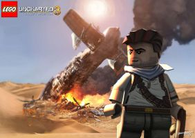 Lego Hypothetical: Uncharted by Either-Art