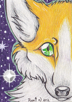 ACEO - Bring The Stars Out by Kharemi