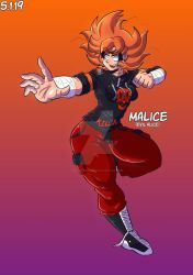 [TDOM] Malice (Not updated design)
