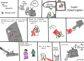 Dumpling and Wolfie Episode 8 by Le-Smittee