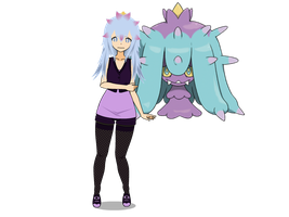 Mari- Kisekae Version of Mareanie