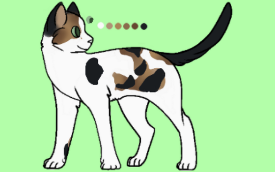 Cat Adoptable Auction   01   Open by Paradise--Adopts