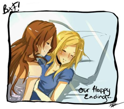 Fuffy- Our Happy Ending by Neroh-chan