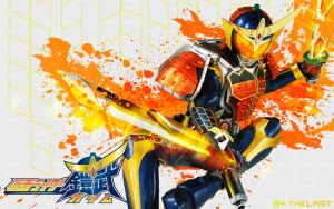 This is Kamen Rider Gaim's Death Battle now! by vh1660924 on DeviantArt