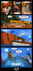 The Cats 9 Lives 5 - The Copycat Pg40 by GearGades