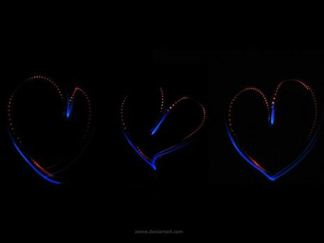 love light painting by ZOEVE