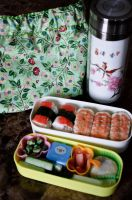 Sushi Bento by Demi-Plum