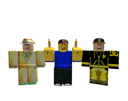 Roblox Request: Join The Golden Bandit by Request-Jackkie5556