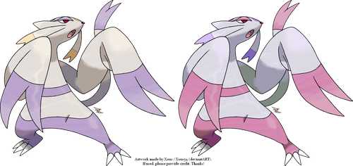Mienshao v.2 by Xous54