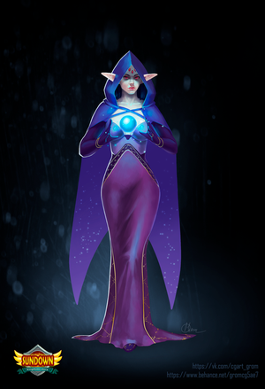 Mage by MariGrom
