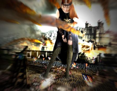 Amarie Medieval War by Gold-Phish