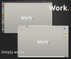 Work. With Ubuntu. by i-n-o-e