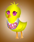 Chica  by Pinkwolfly