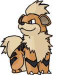 Growlithe by EternalRaine323