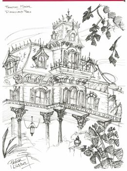 Phantom Manor by Kaloo86