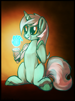 Power of the Hand by BlindCoyote