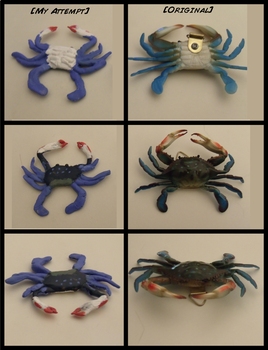 Crab Thing by thiefofblood