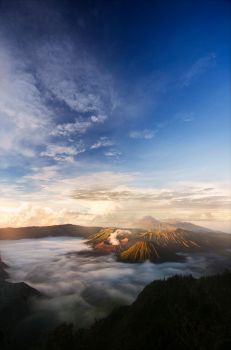 Bromo by thesolitary