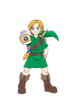 Young Link by jkalsop