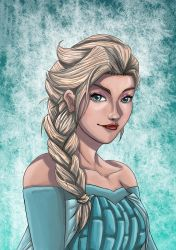 Elsa 2 by rithgroove