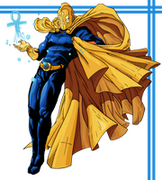 Doctor Fate by Empty-Brooke