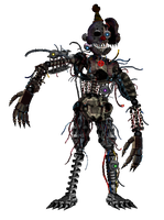Nightmare Ennard by shadowNightmare13