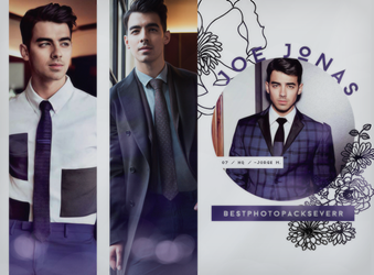 Photopack 27592 - Joe Jonas by southsidepngs