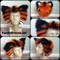 Tiger Wig by theassassinnox