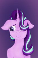 The 'reformed' Starlight Glimmer by Solarist97