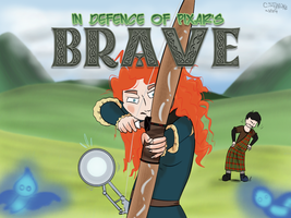 Mr Coat - In Defence of Pixar's Brave by QwertyChris