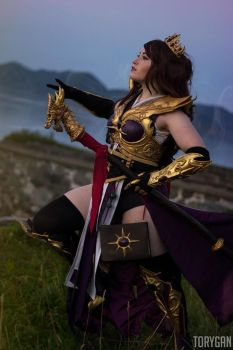 Wizard - Diablo 3 by Lumacosplay