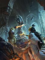 Blood of the ancients  lie setiawan by LieSetiawan