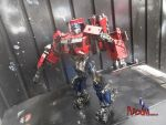 Transformers hearts of steel optimus prime custom by puticron