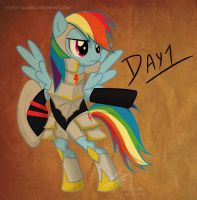 ATG: Mock War - Day 1 - Dash the Tank by TehJadeh