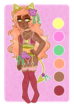 [Adopts]: StrawberryCocoa (CLOSED) by SimplyDefault