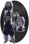 Pzyrots Libra Auction Adopt OPEN by Redo3o