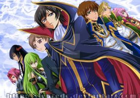 Zen - Code Geass R2 by siguredo