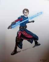 Anakin Skywalker by Ace-McGuire