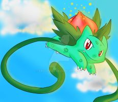 Ivysaur used by FrightFox