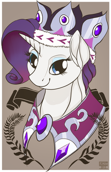 Princess Platinum by BlindCoyote