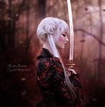 A moment of peace by Neitin