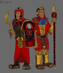 Soldiers of Near Harad by Mara999