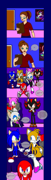 Calling a Sonic Meeting Part 1 by DominotheFembot