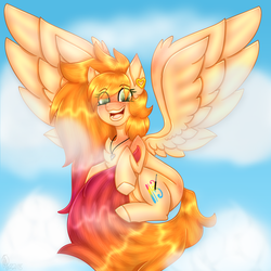 Flying High - AT! by Winterline13