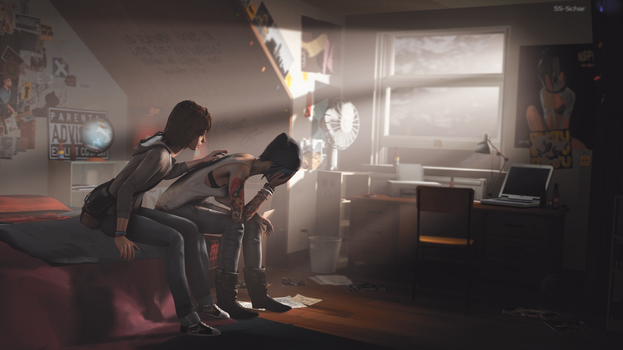Life Is Strange - PRICEFIELD!? by SSchar