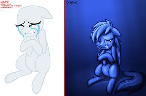 MLP: Crying Base by MLP-Blue-Bases